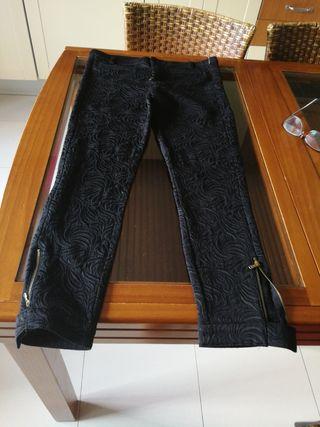 pantalon brocado