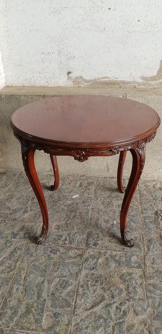 mesa centro antigua