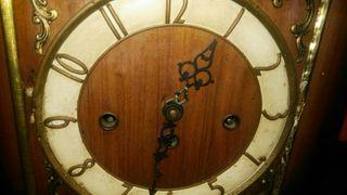 Antiguo Reloj de Sobremesa Franz Hermle & Sohn