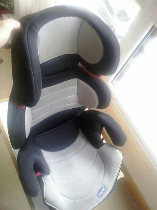 silla de coche Chicco max 3
