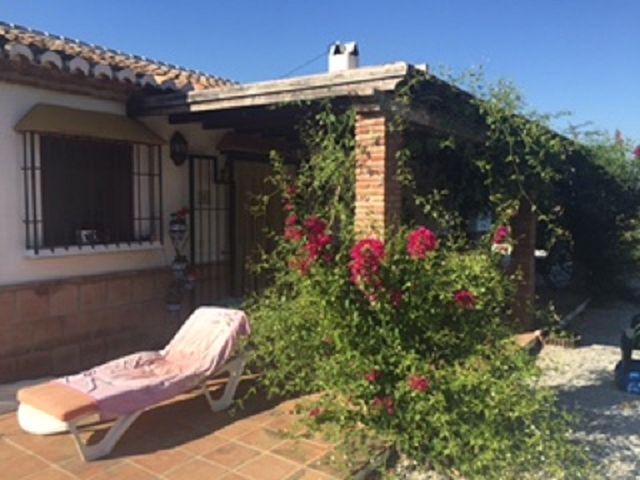 Ref.: V766 Se vende casa de campo en Almachar (Almáchar, Málaga)