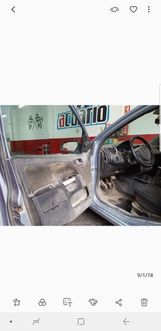 limpieza de vehículos (domicilio)