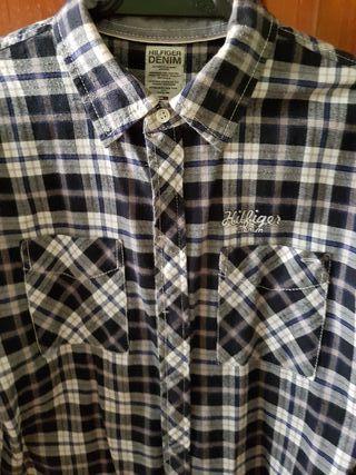 camisa Tommy hilfiger talla s de hombre