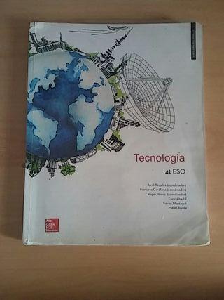 LIBRO TECNOLOGÍA 4°ESO