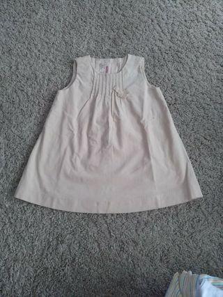 vestido Zara 9/12 meses