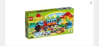 LEGO Duplo estación de tren