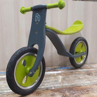 bicicleta sin pedales hoppop