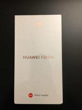 Huawei P20 Pro NUEVO!!