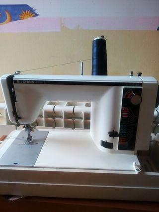 máquina de coser sigma 2000 sl