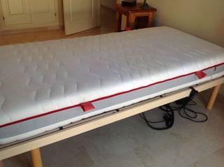 Colchón viscoelástico cama de 90