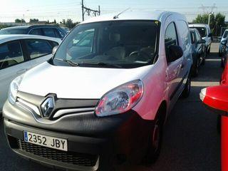 Renault Kangoo 2015, km certificados por escrito