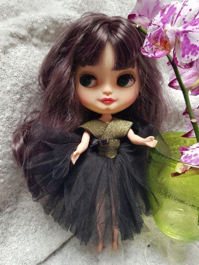 Preciosa Icy (Blythe) customizada