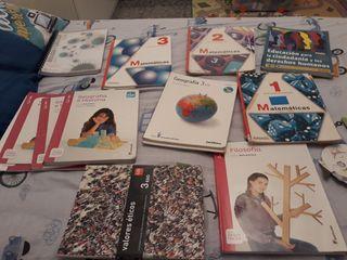 libros de secundarias