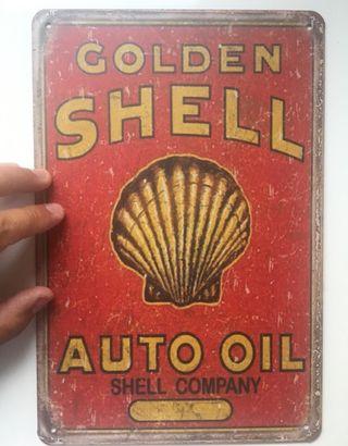 SHELL AUTO OIL
