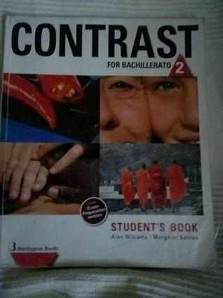 libro inglés contrast burlington books (B2)