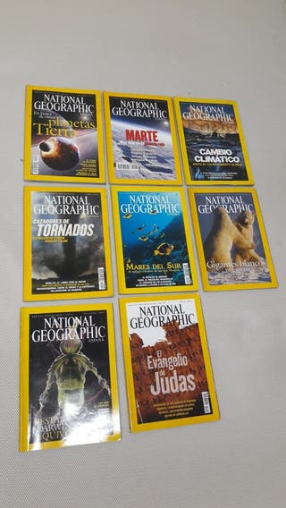 Lote National Geographic