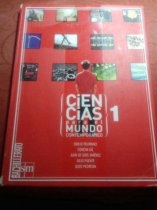 CIENCIAS PARA EL MUNDO CONTEMPORÁNEO 1°BACHILLER