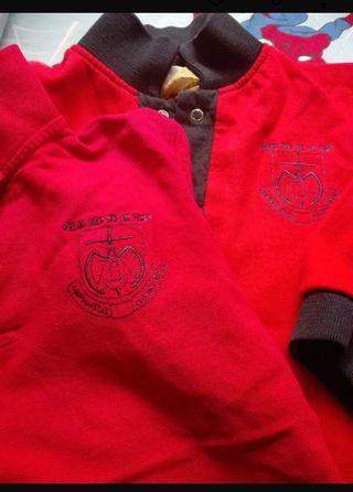 uniforme 2° infantil Marianistas