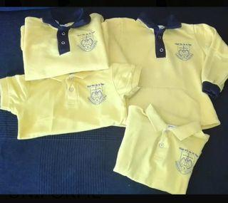 uniforme Marianistas 1° infantil