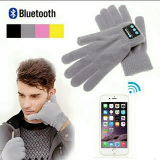 Guantes bluetooth, manos libres. (2PARES X 24€)