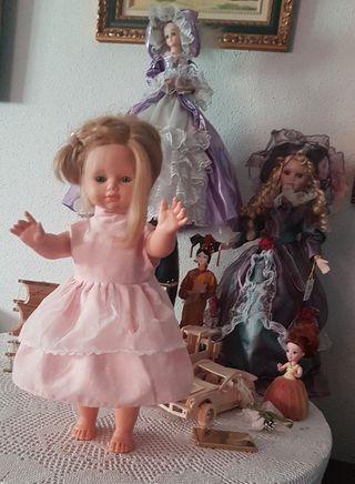 Muñeca que habla..