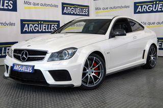 Mercedes Clase C BLACK SERIES Coupe 517cv