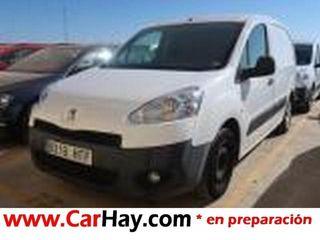 Peugeot Partner Furgon 1.6 HDI Confort L1 66 kW (90 CV)