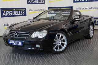 Mercedes SLR NACIONAL