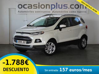 Ford EcoSport 1.0 EcoBoost Titanium 92 kW (125 CV)