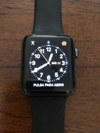 Apple Watch 2 de 42mm con 4 correas de regalo!