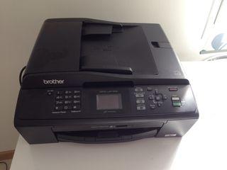 Impresora Brother multifuncion Wifi