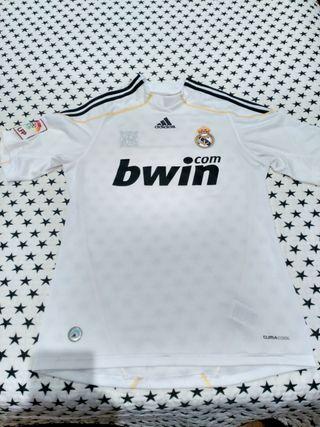 camiseta Real Madrid Original.