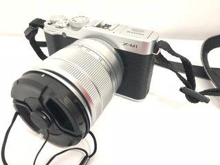 Fujifilm X-M1 KIT 16-50 EE TD COMO NUEVA