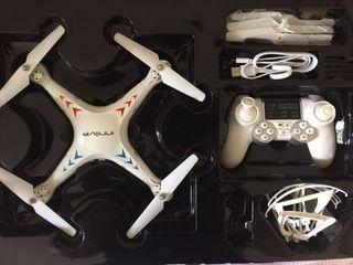 Drone con camara