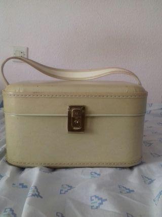 Neceser maletin vintage