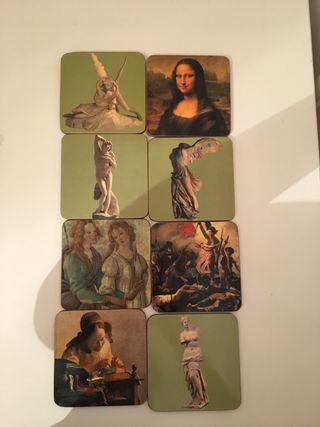 Coasters set