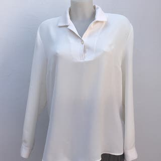 Burberry London blusa talla XL nueva