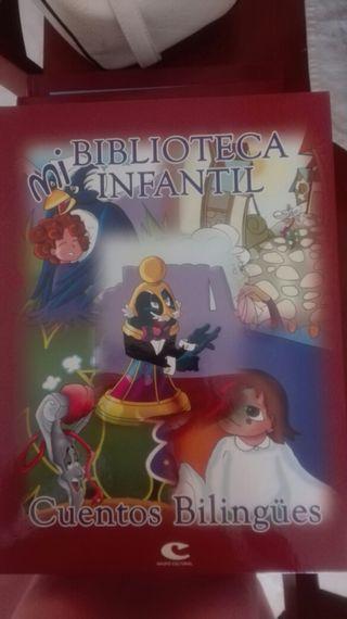 cuentos bilingüe