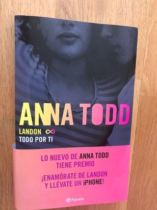 Todo por ti de Anna Todd