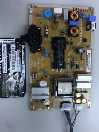 """Placa fuente de alimentación LG 43"""" led"""