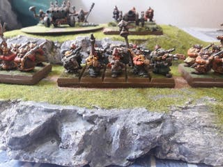 Colinas warhammer