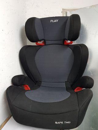 silla de coche play