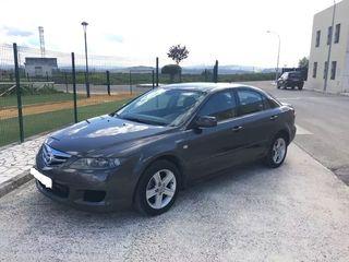 Mazda 6 2.0 Active 147 CV 5 puertas gris oscuro