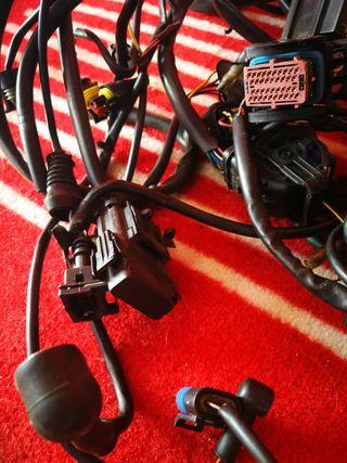 sistema cableado electrico ducati monster 600