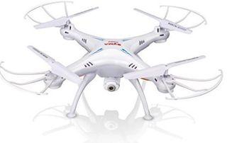 Avión Dron con cámara
