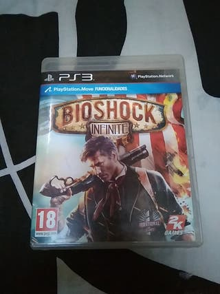 Bioshock Infinite PS3