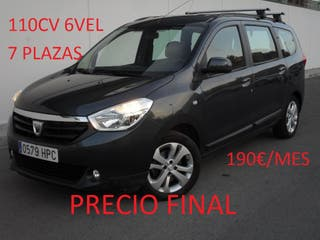 Dacia Lodgy 7 plazas 190€/mes