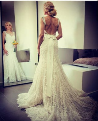vestido de novia pronovias de segunda mano en la provincia de toledo