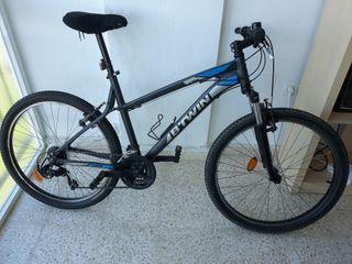Vendo Bicicleta usada B-Twin adulto 26 pulgadas