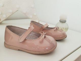 Zapato mercedita niña. N 20